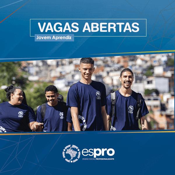 Inscrições Jovem Aprendiz Recife 2021